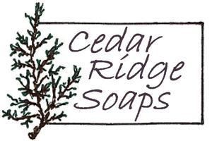 cedar-ridge-soaps-logo image