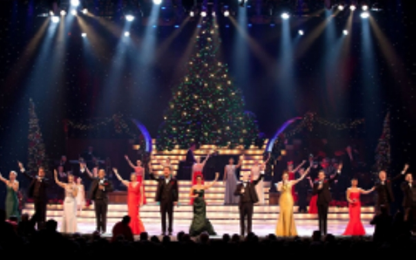 """American Music Theater - """"Joy To The World"""" Image"""