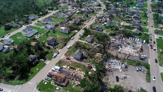 LCIF Donation Drive for Memorial Day Tornadoes in Ohio
